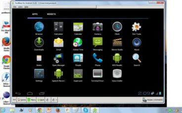 emulatore android